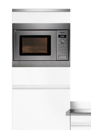 siemens einbau mikrowelle hf15m552 17 liter garraum volumen 800 watt online kaufen otto. Black Bedroom Furniture Sets. Home Design Ideas