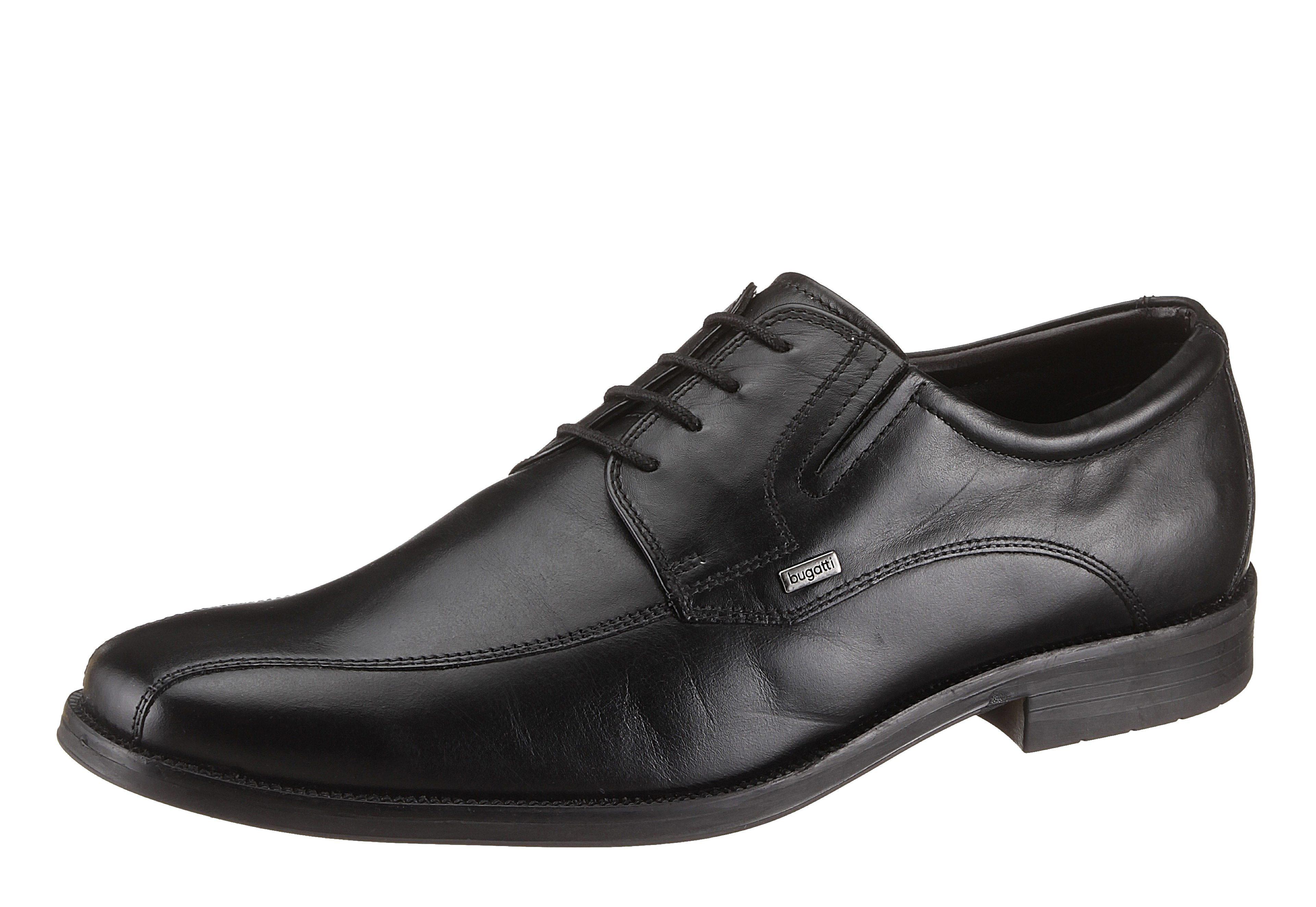 Bugatti Schnürschuh, für festliche Anlässe kaufen  schwarz
