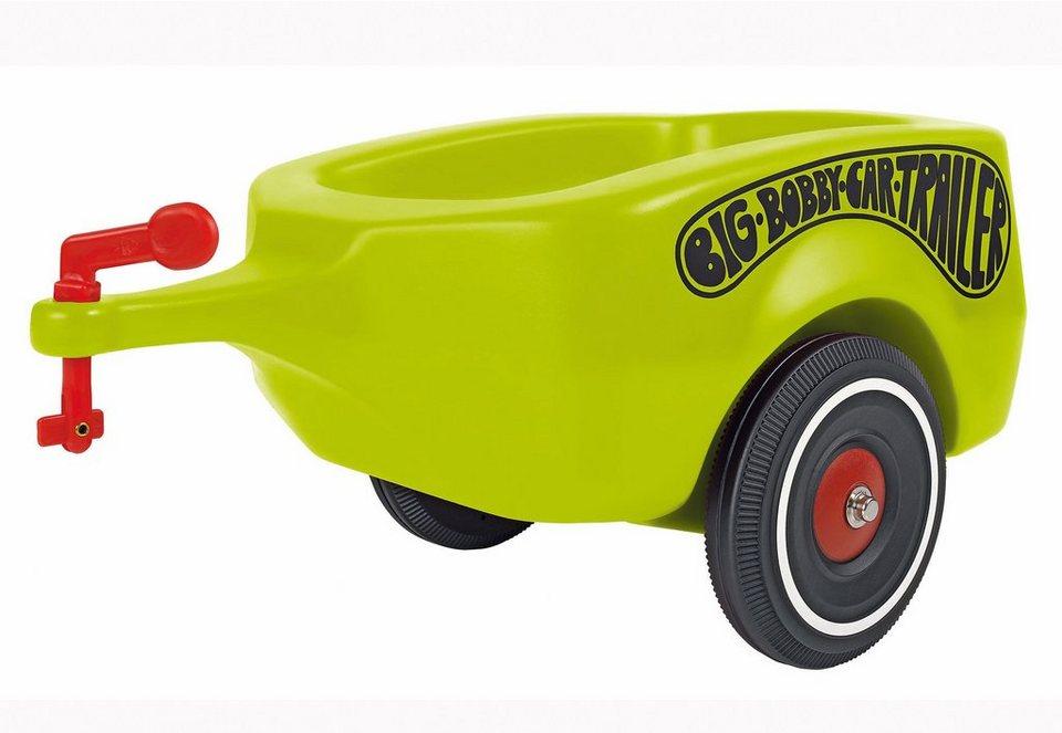 Anhänger, »BIG-Bobby-Car-Trailer«, BIG in grün