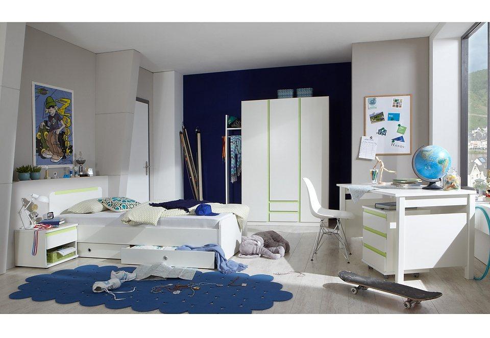 Jugendzimmermöbel set  Wimex Jugendzimmer-Set »Bibi«, 5-teilig kaufen | OTTO