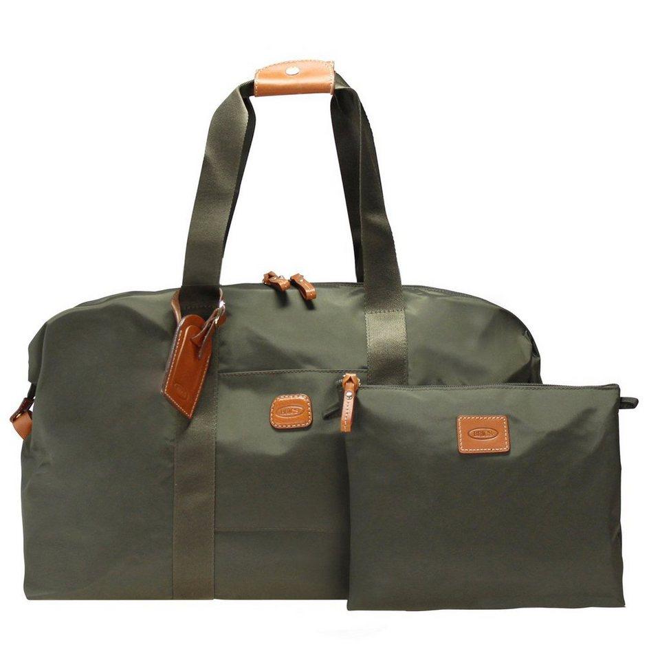 Bric's X-Bag Reisetasche 43 cm in olive