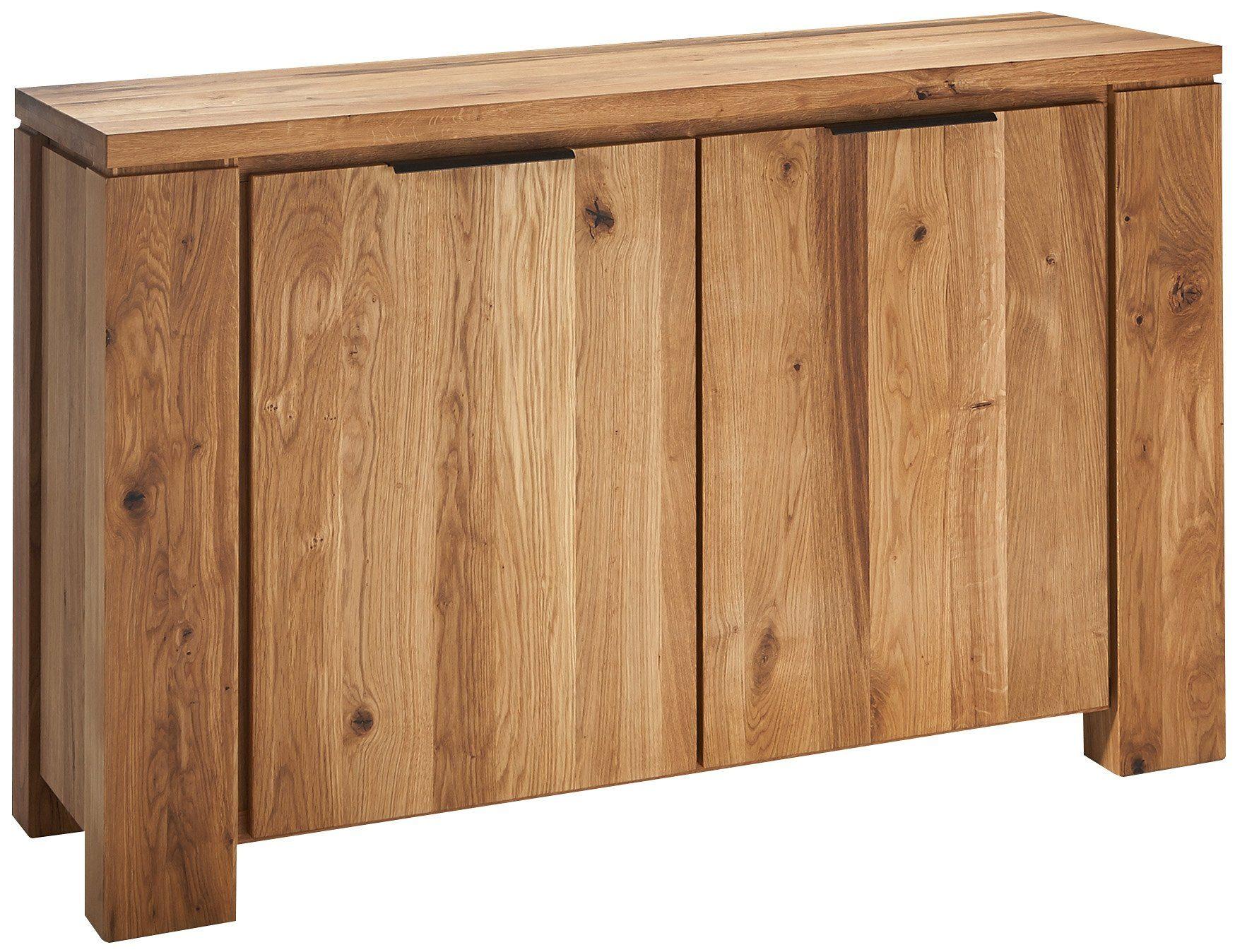 SCHÖSSWENDER Sideboard »Oviedo«, Breite 130 cm