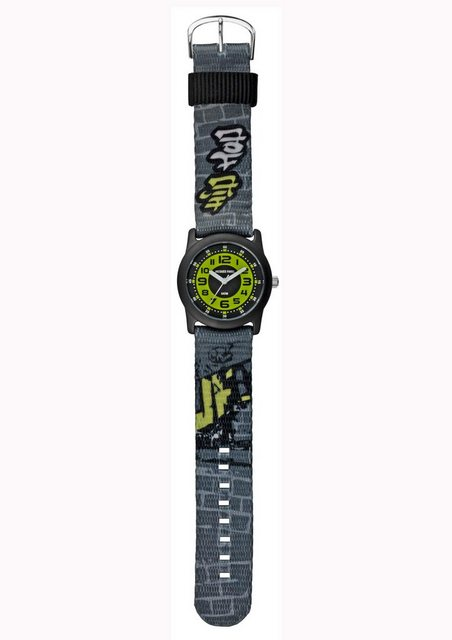 Jacques Farel Quarzuhr »STB 2222« | Uhren > Quarzuhren | Grau | Jacques Farel