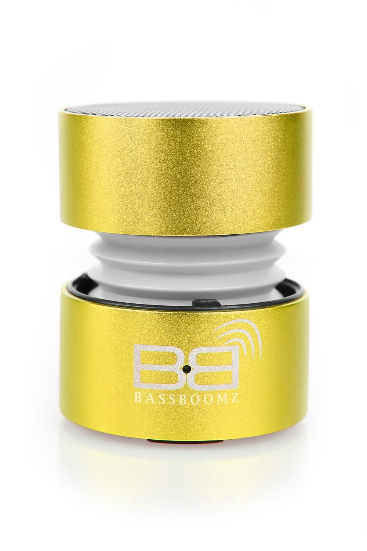 BassBuds Bluetooth Lautsprecher »BassBoomz Gold«