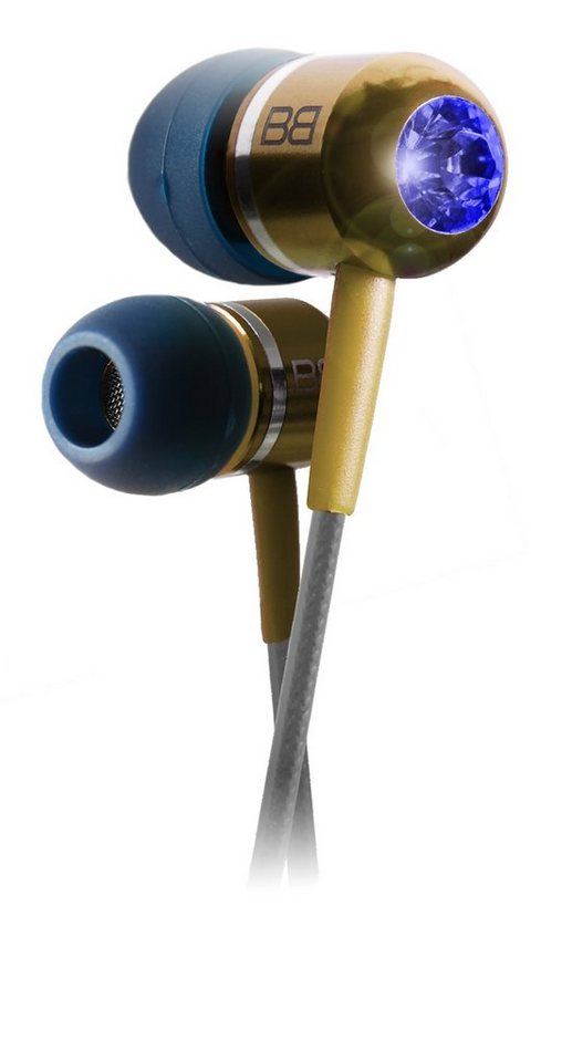BassBuds In Ear Kopfhörer »Fashion Collection Dynamic«
