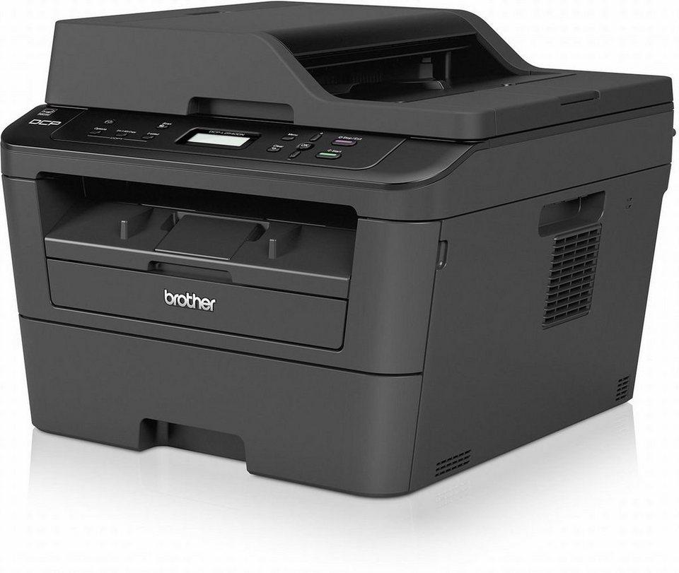 Brother Monolaser-Multifunktionsdrucker »DCP-L2540DN 3in1« in Schwarz