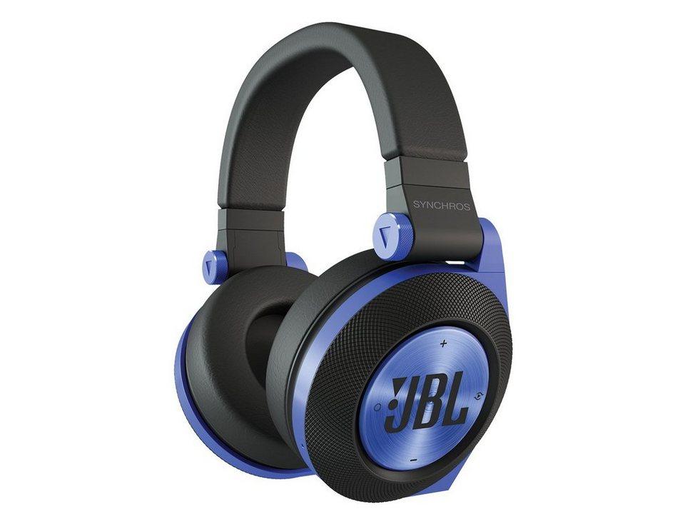 JBL Bluetooth Kopfhörer »Synchros E50BT blau«