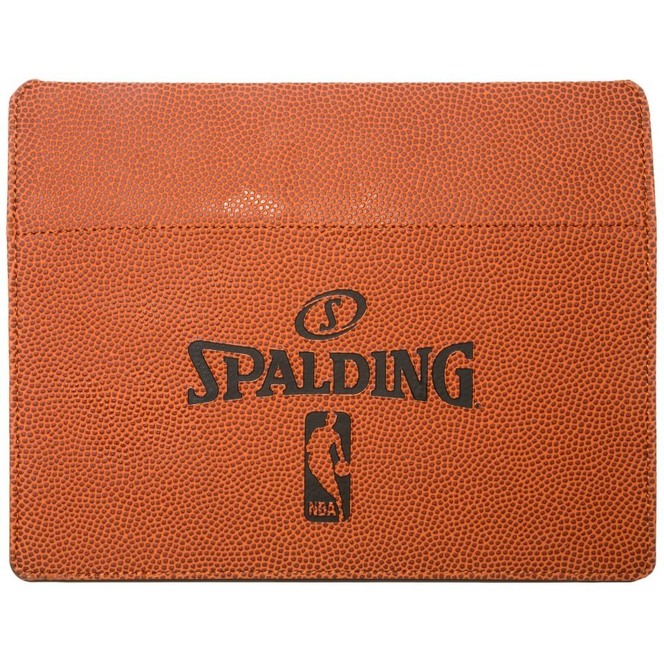 SPALDING iPad case in orange