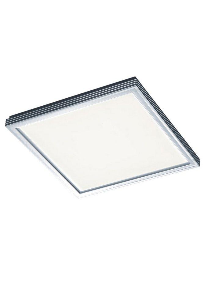 LED-Deckenleuchte, Trio in silber