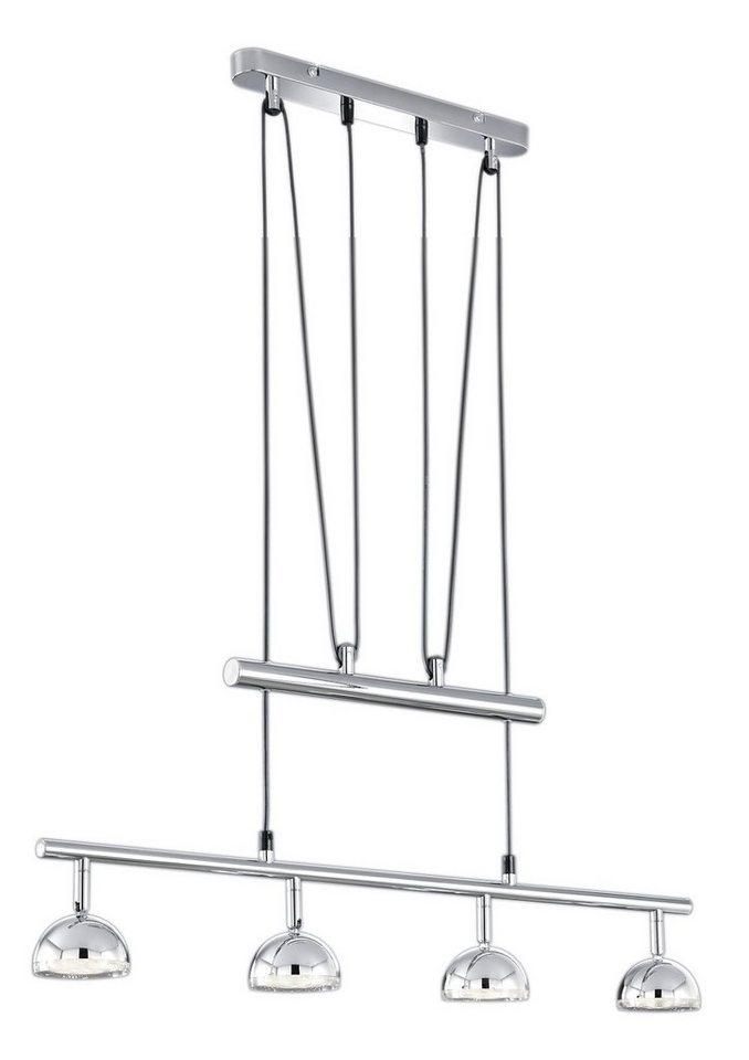 led jojo pendelleucht trio 4flg online kaufen otto. Black Bedroom Furniture Sets. Home Design Ideas