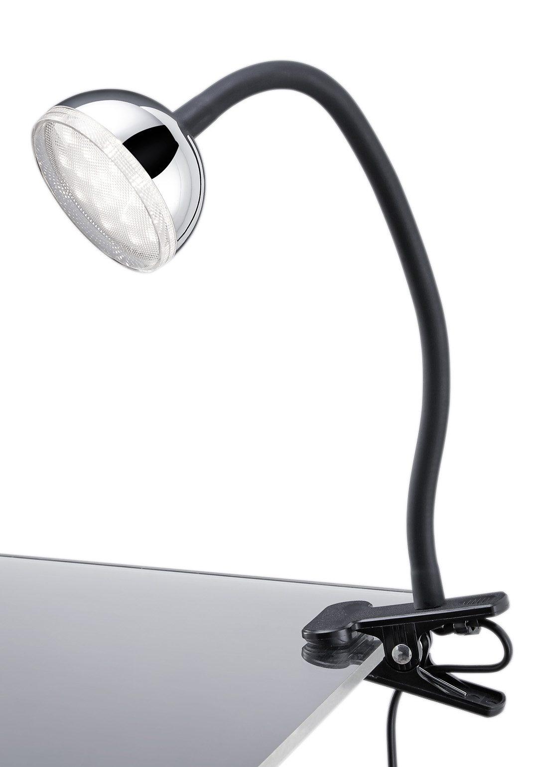 LED-Klemmleuchte, Trio (1flg.)