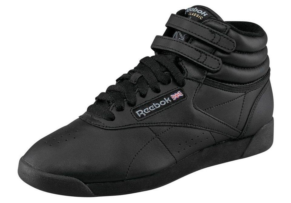 Reebok »F/S Hi« Sneaker in schwarz