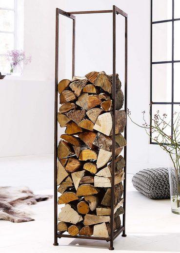 regal kaminholz online kaufen otto. Black Bedroom Furniture Sets. Home Design Ideas