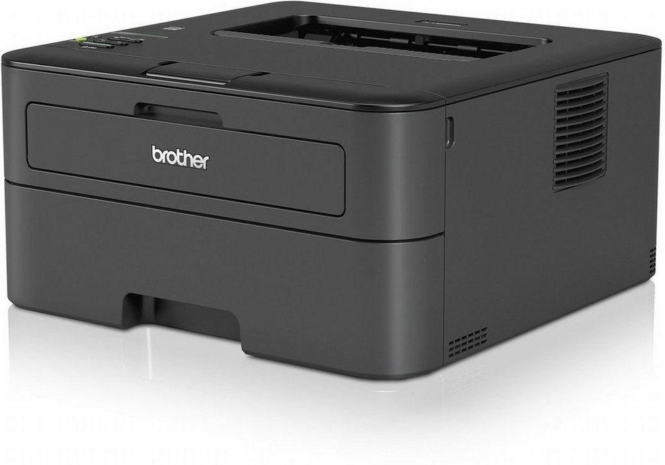 Brother Monolaser-Drucker »HL-L2365DW« in Schwarz