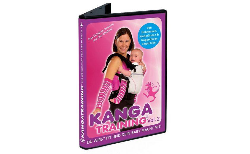 Wickelkinder DVD Kangatraining Volume 2