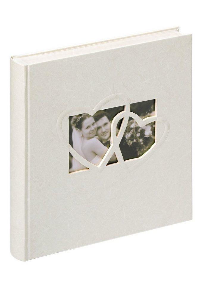 Home affaire Hochzeitsalbum »Sweet Heart« in weiß