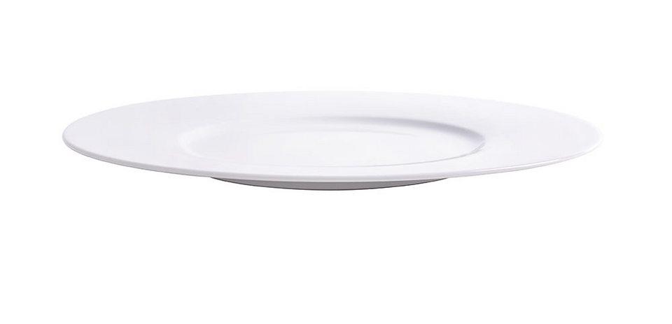 Kahla Platzteller »Magic Grip Table« in Weiß