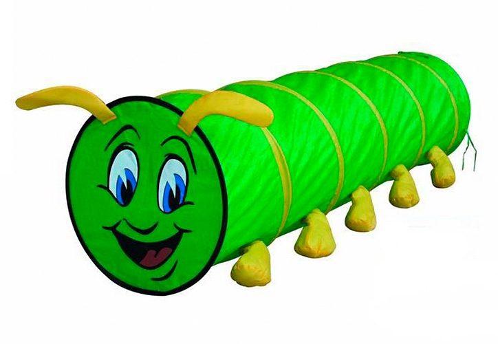 Spieltunnel »Raupe Hugo«, knorr toys