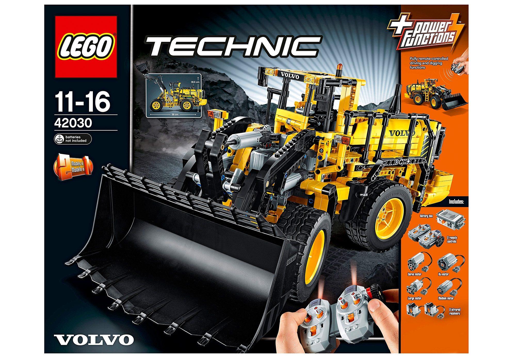 VOLVO L350F Radlader (42030), Lego Technic, LEGO®