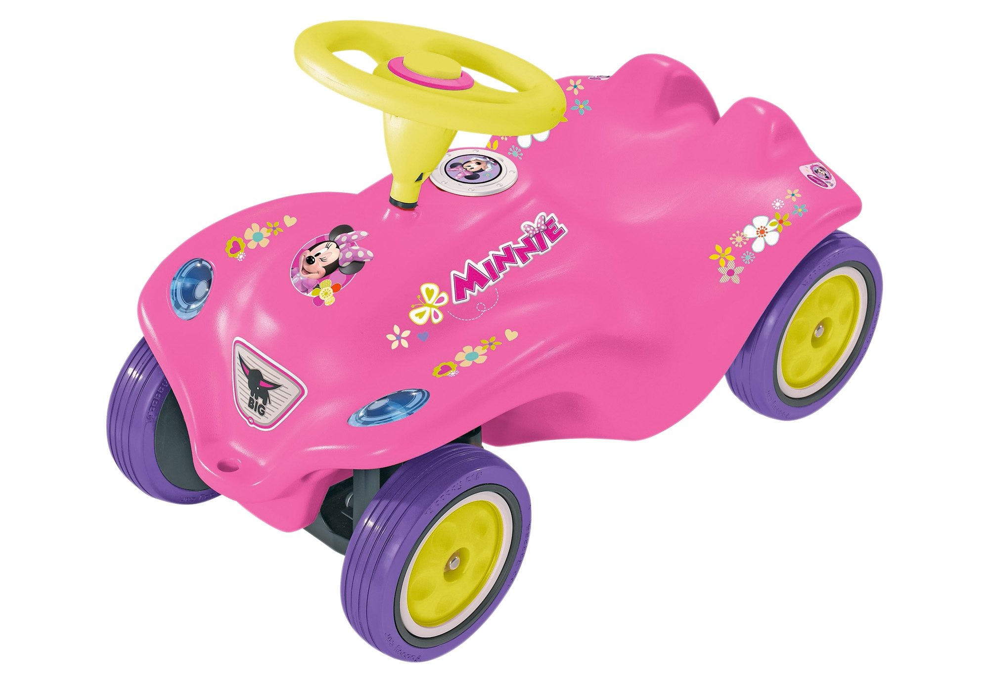 BIG NEW-BOBBY-CAR »MINNIE MOUSE«