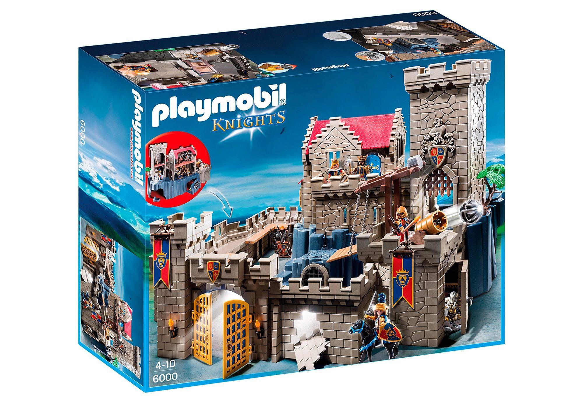 Playmobil® Königsburg der Löwenritter (6000), Knights