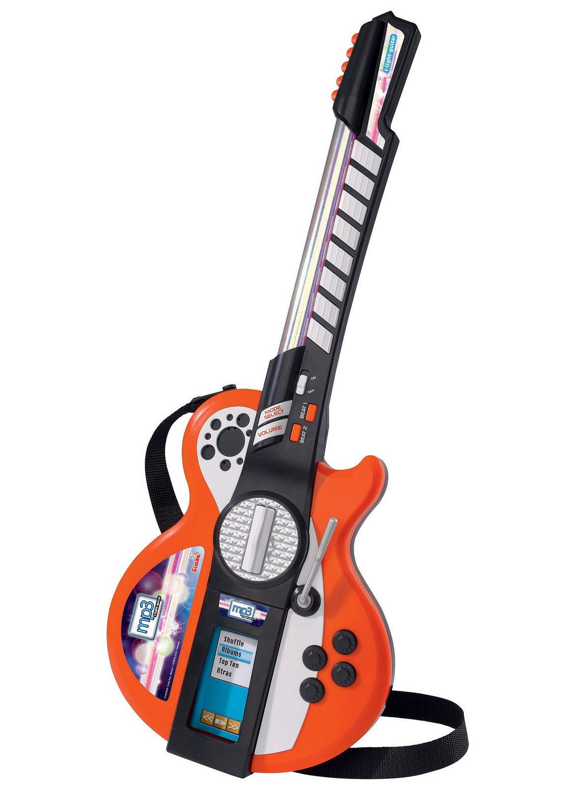 I-Light Guitar, My Music World, Simba