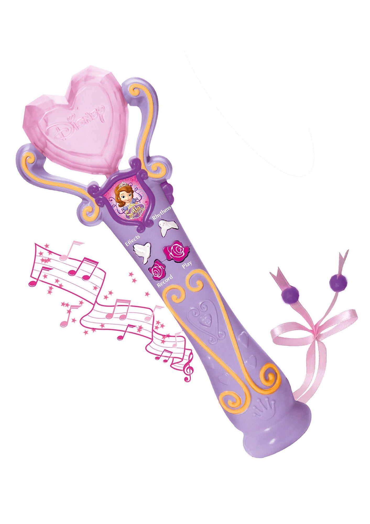 IMC Toys Kinder-Handmikrofon »Sofia die Erste«