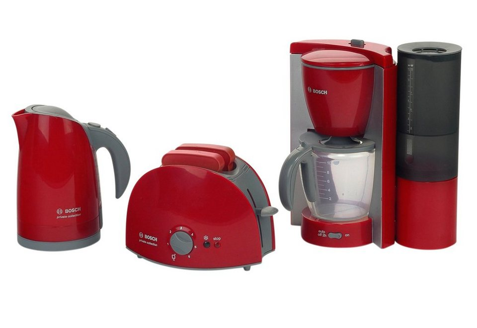Klein Kinder-Küchenset »BOSCH-Frühstücks-Set (3tlg)«, (Set, 3-tlg), mit  Wassereinfüllmöglichkeit online kaufen | OTTO