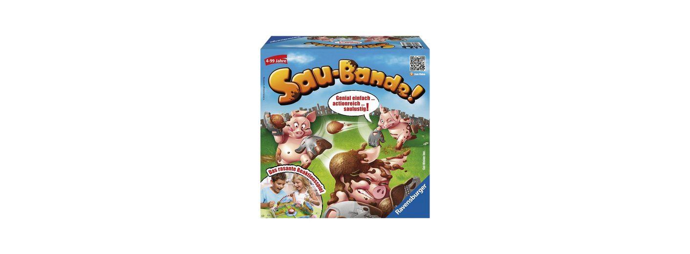 Reaktions-Spiel, »Sau-Bande«, Ravensburger