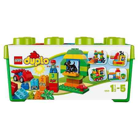 Große Steinebox (10572), Lego Duplo, LEGO®