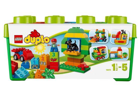 LEGO® Spielbausteine »Große Steinebox (10572), »LEGO® DUPLO®«