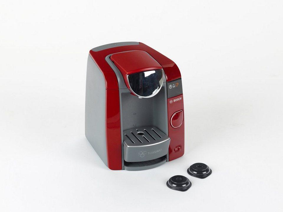 BOSCH Tassimo Kaffeemaschine, Klein