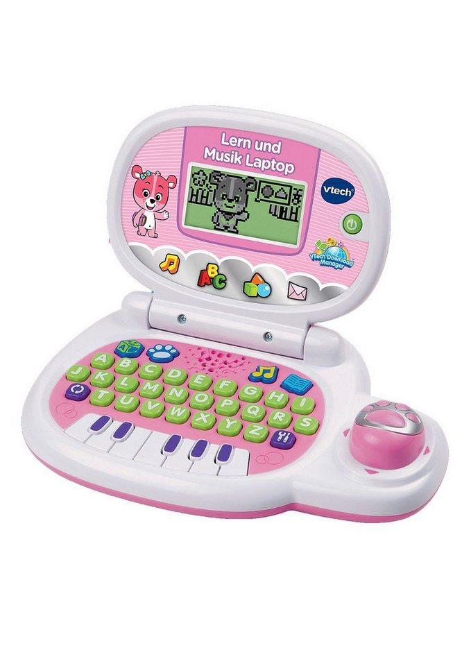 Lern und Musik Laptop, VTech Baby in pink
