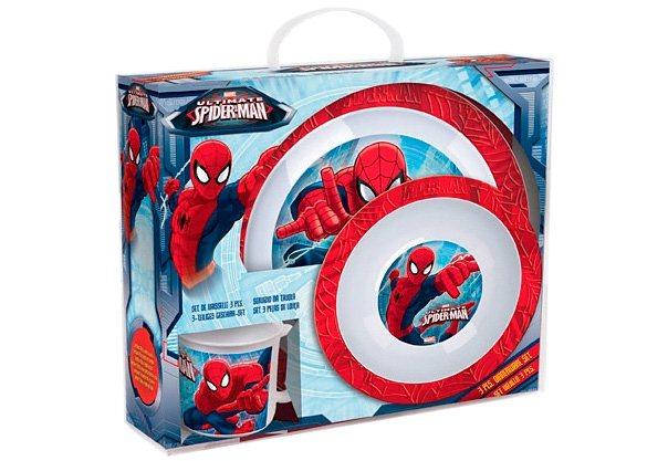 JOY TOY Geschirr-Set, »Spiderman«