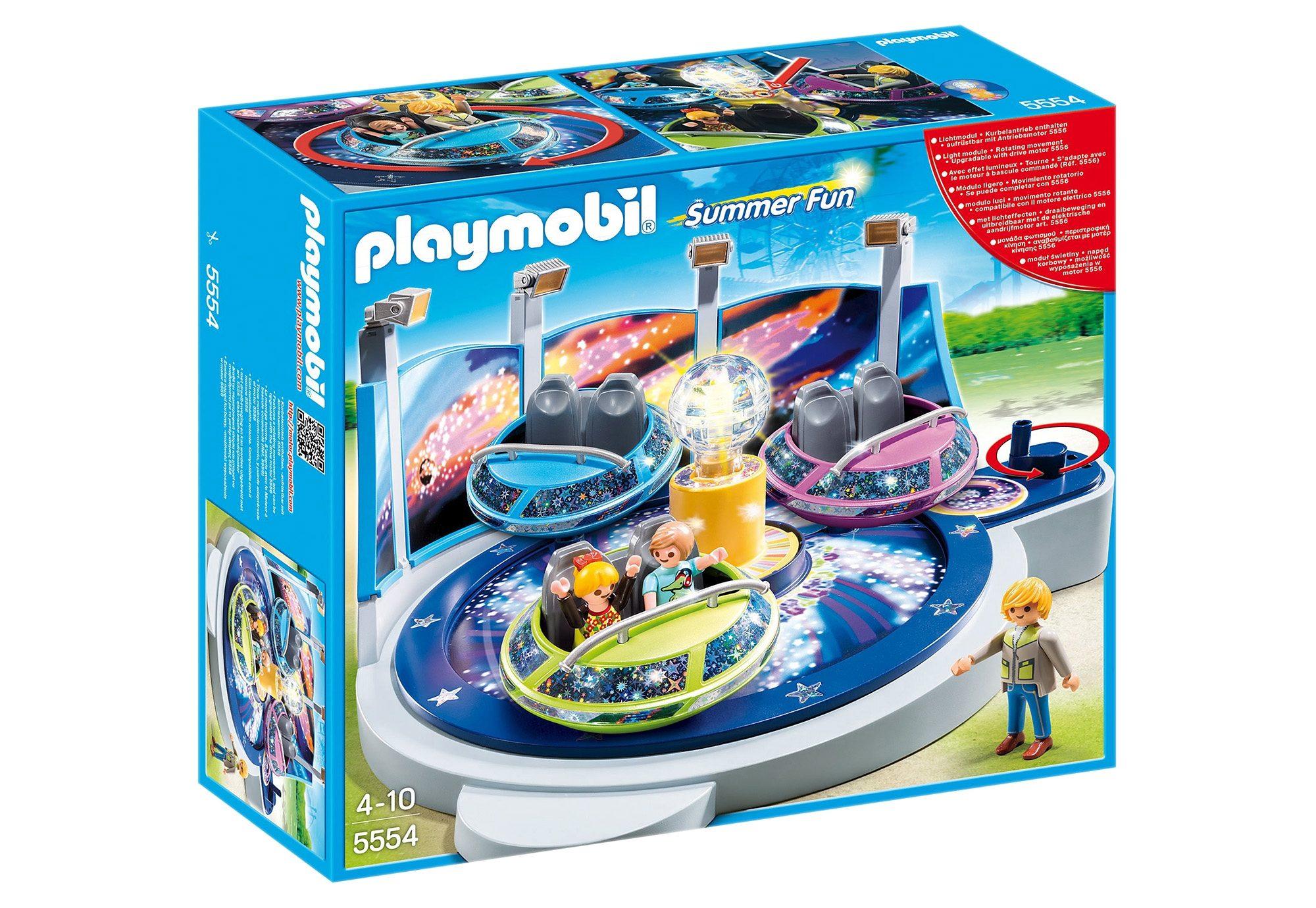 Playmobil® Breakdancer mit Lichteffekten (5554), Summer Fun.