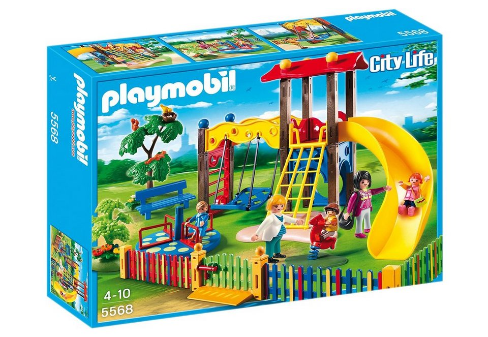 Playmobil® Kinderspielplatz (5568), City Life