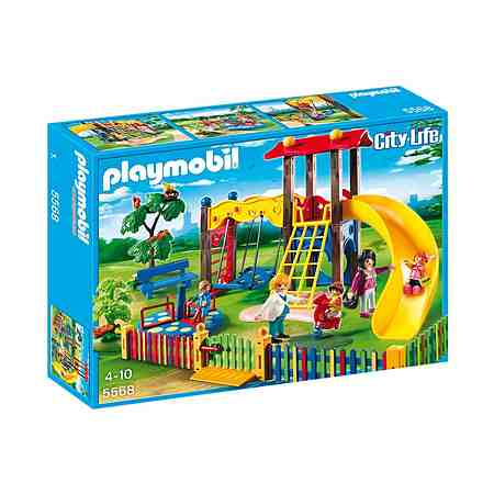 Playmobil® Kinderspielplatz (5568), City Life