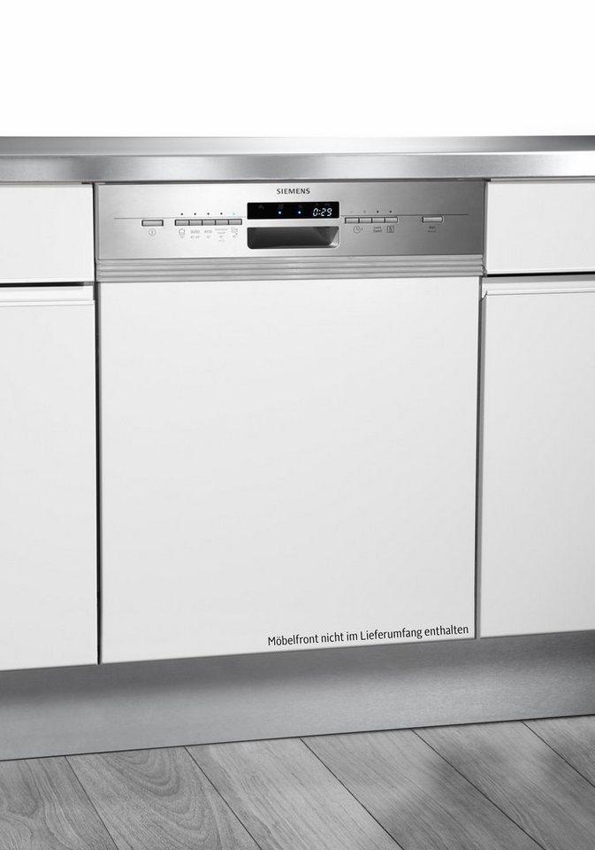 Siemens integrierbarer Einbaugeschirrspüler SX55L531EU, Energieklasse A++