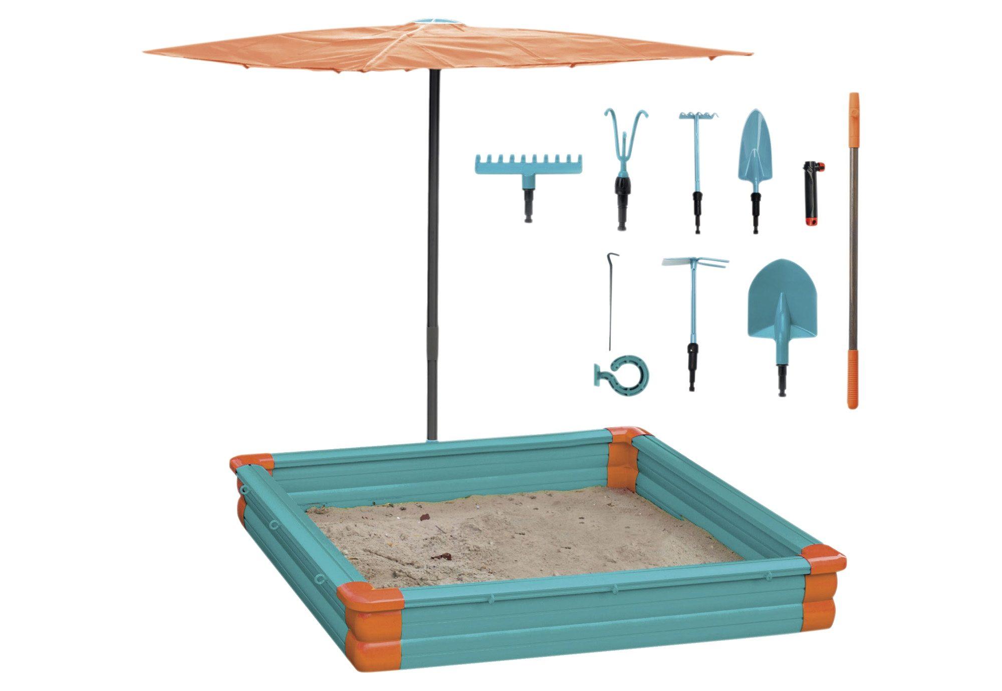 Knorr Toys, Sandkasten-Set, »Gardena«