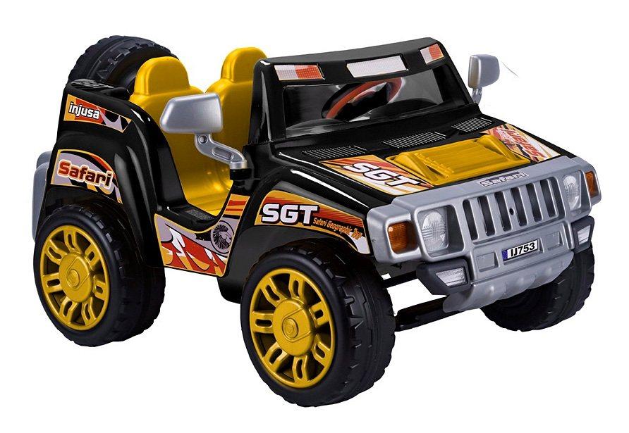 Elektro-Zweisitzer, »Safari XXL-Pickup«, INJUSA