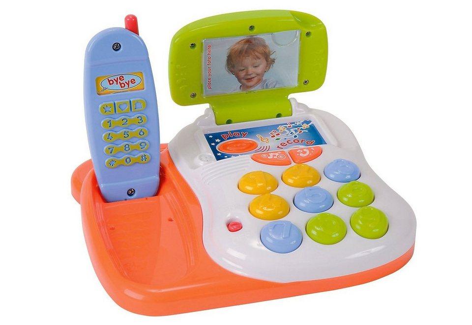 Lustiges Telefon, Simba in braun