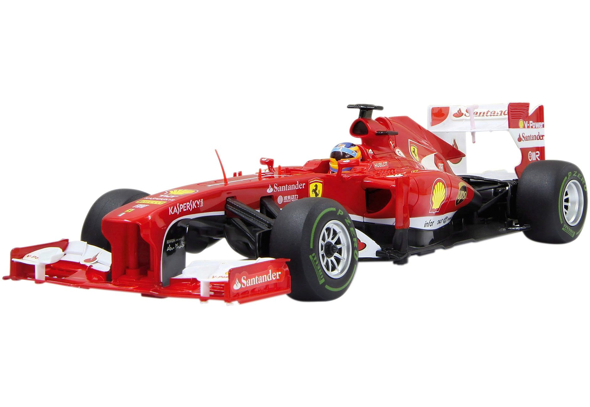 JAMARA RC-Fahrzeug, »Ferrari F 1«