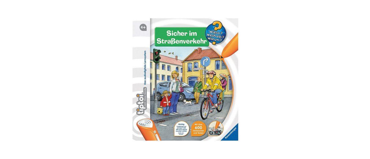 Ravensburger Buch, tiptoi®, WWW – »Sicher im Straßenverkehr«