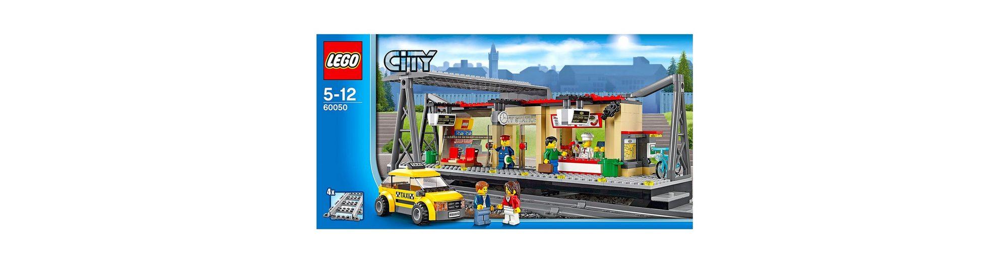 Bahnhof (60050), Lego City, LEGO®