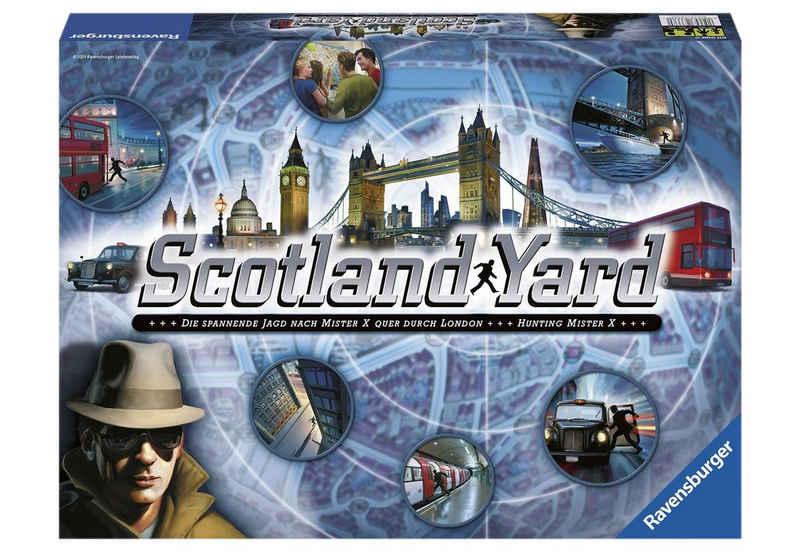 Ravensburger Spiel, »Scotland Yard«, Made in Europe, FSC® - schützt Wald - weltweit