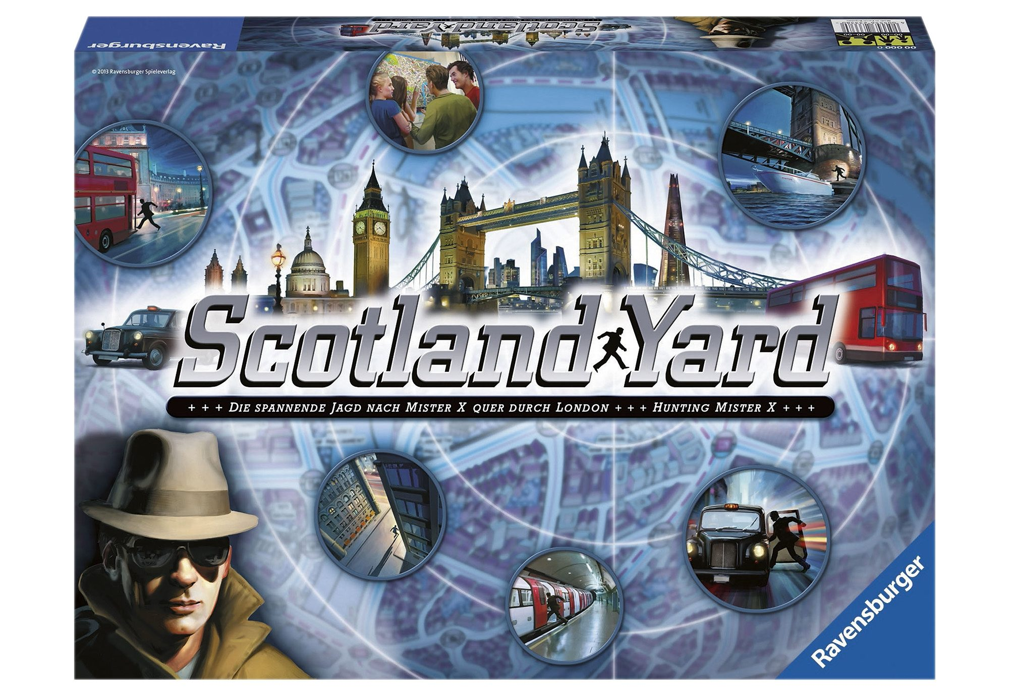 Ravensburger Detektiv-Spiel, »Scotland Yard«