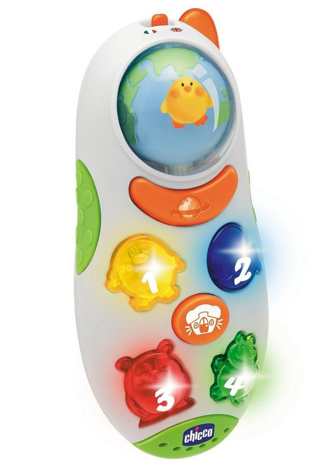 Chicco®, Babyhandy »Globetrotter Handy«