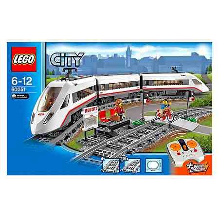 Hochgeschwindigkeitszug (60051), Lego City, LEGO®