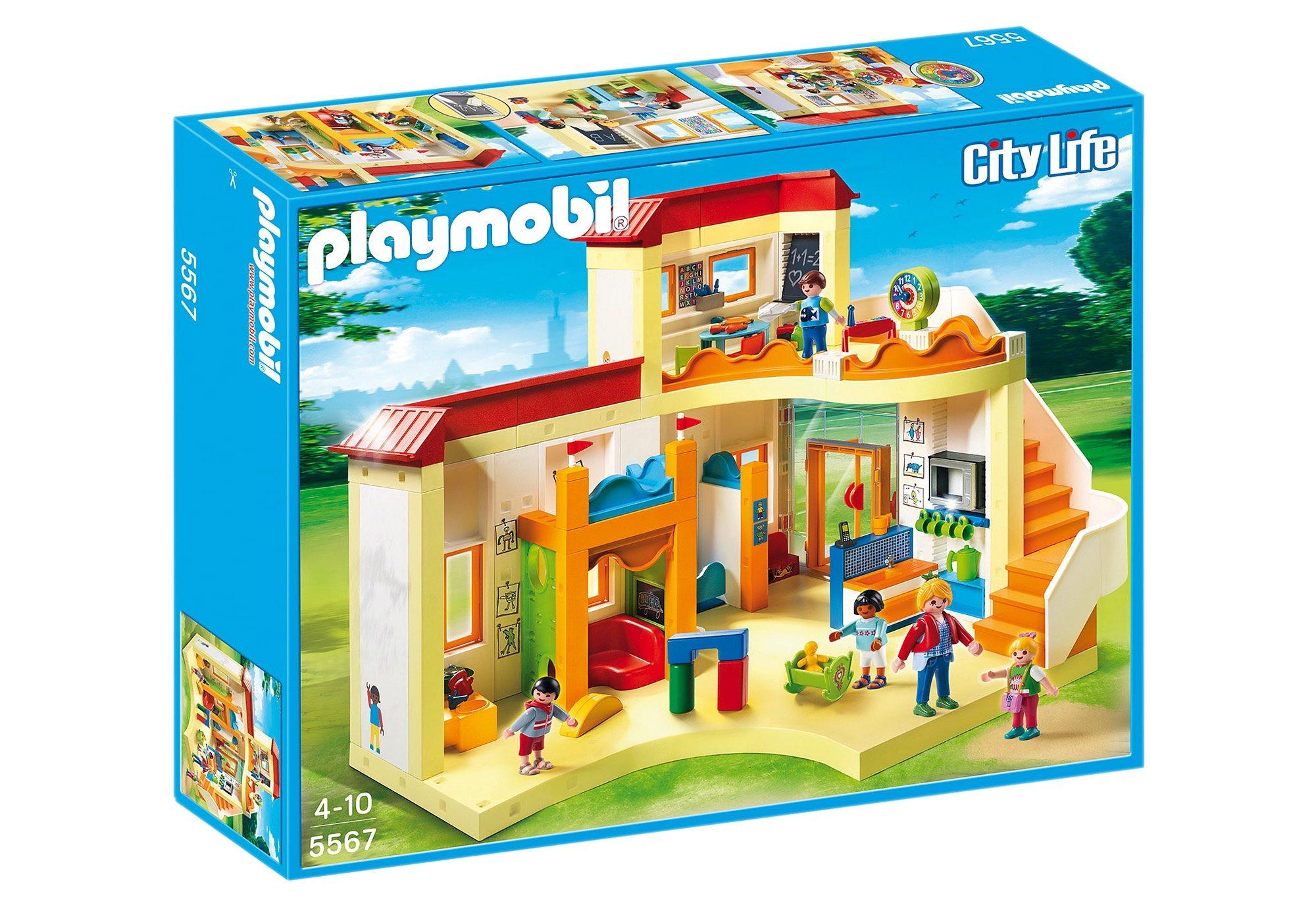 Playmobil® KiTa »Sonnenschein« (5567), City Life