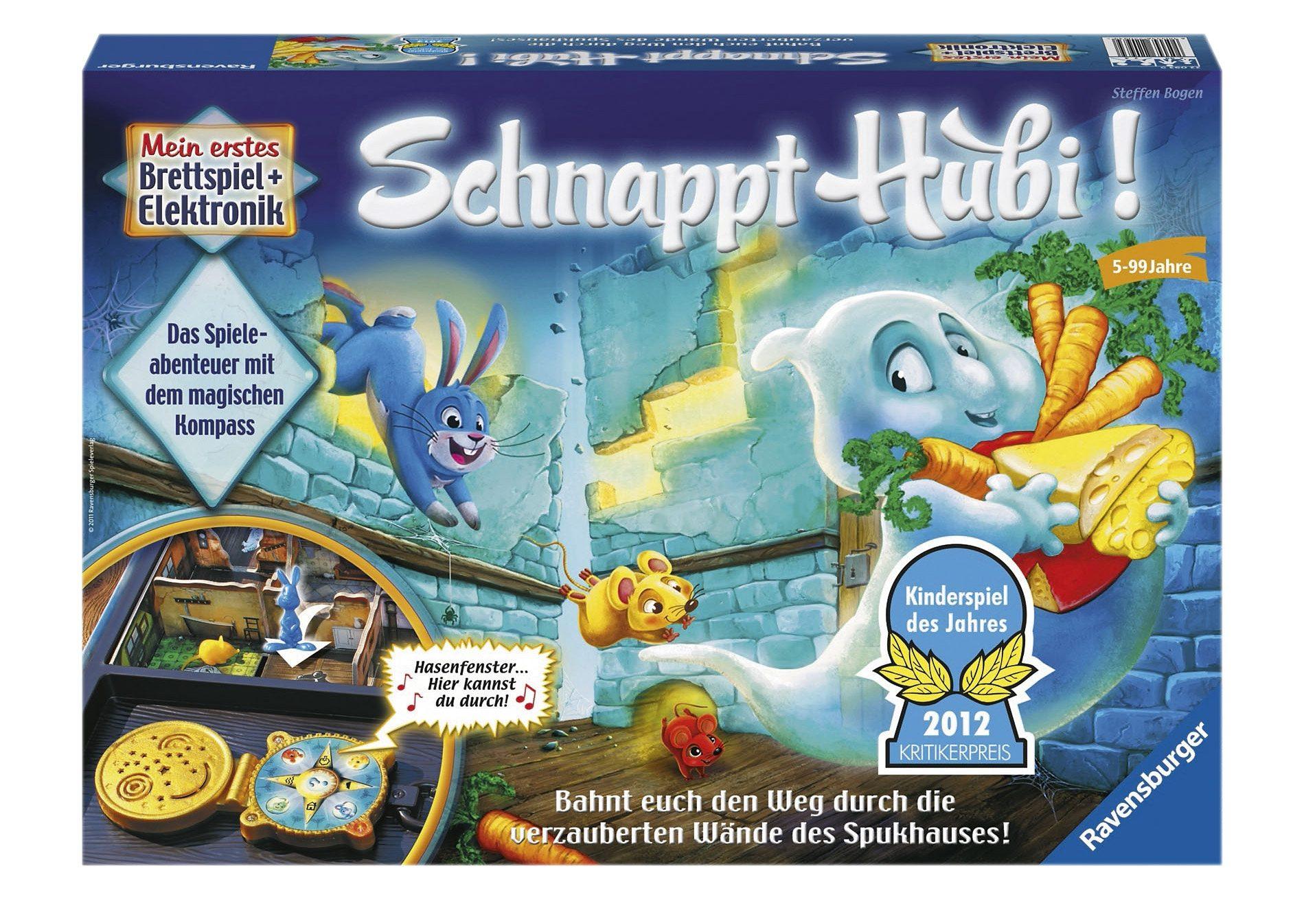 Ravensburger Elektronisches Brettspiel, »Schnappt Hubi!«